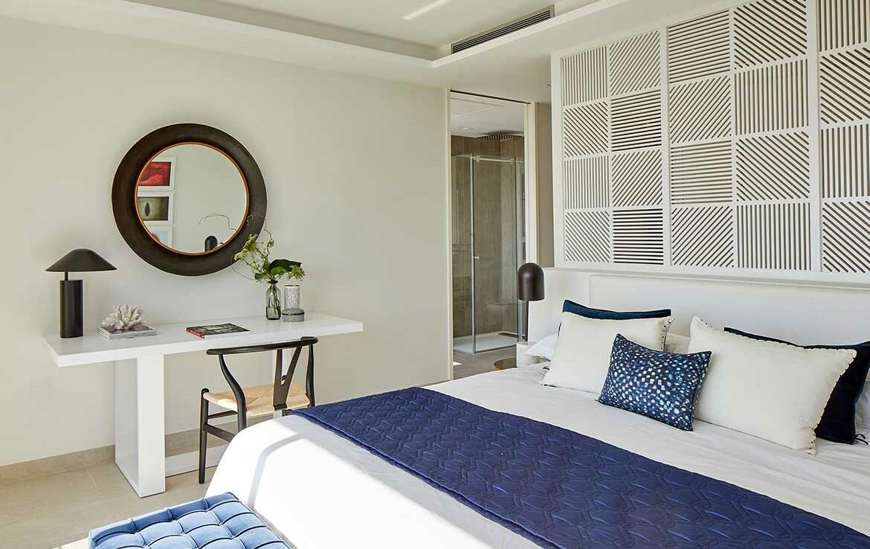 Bedroom of The Island