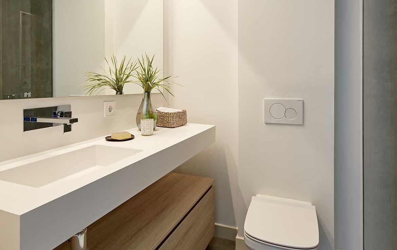 Bathroom of The Island