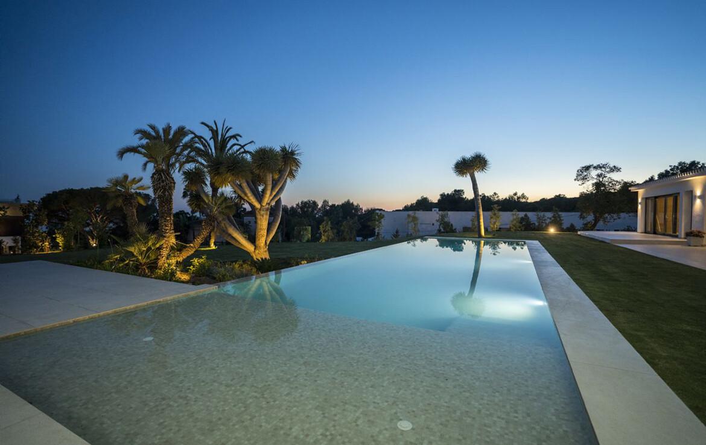 Pool of Villa Adagio