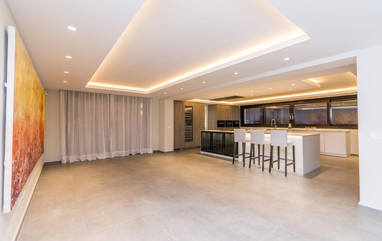 Kitchen of Villa Adagio