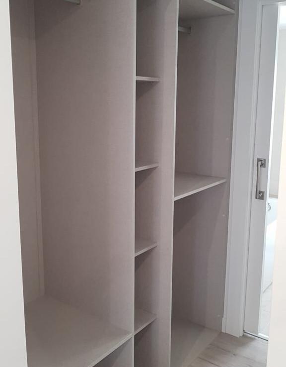 closet of apartment in marbella center